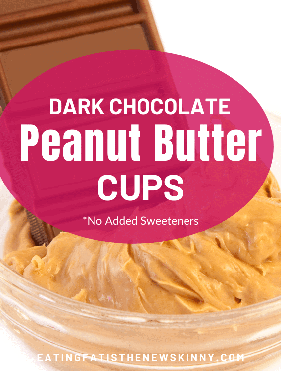 keto peanut butter cup pin