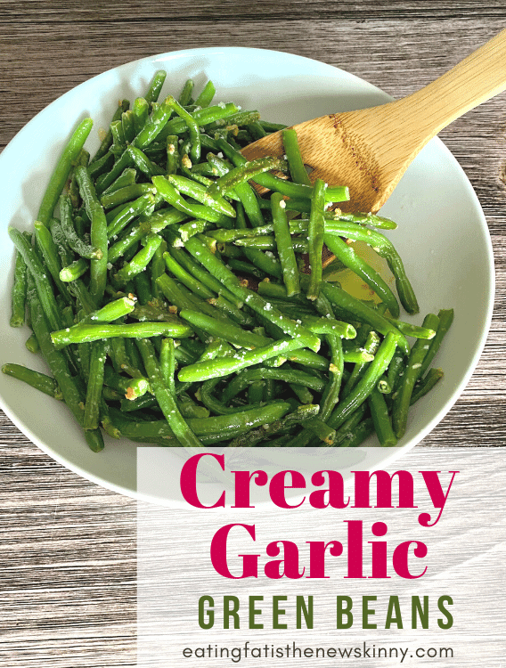 low carb green beans recipe pin