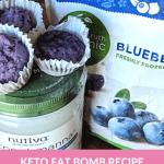blueberry keto friendly recipe