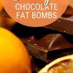 orange and chocolates