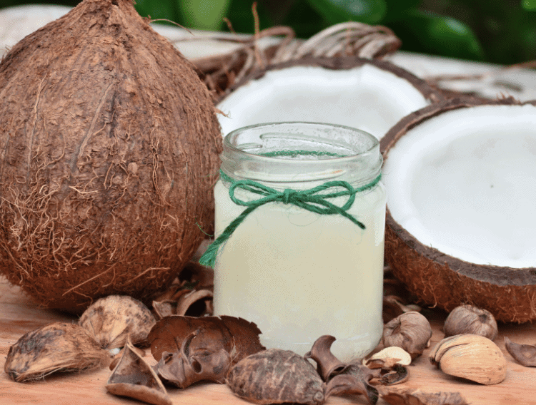 coconut oil for keto fat bombs