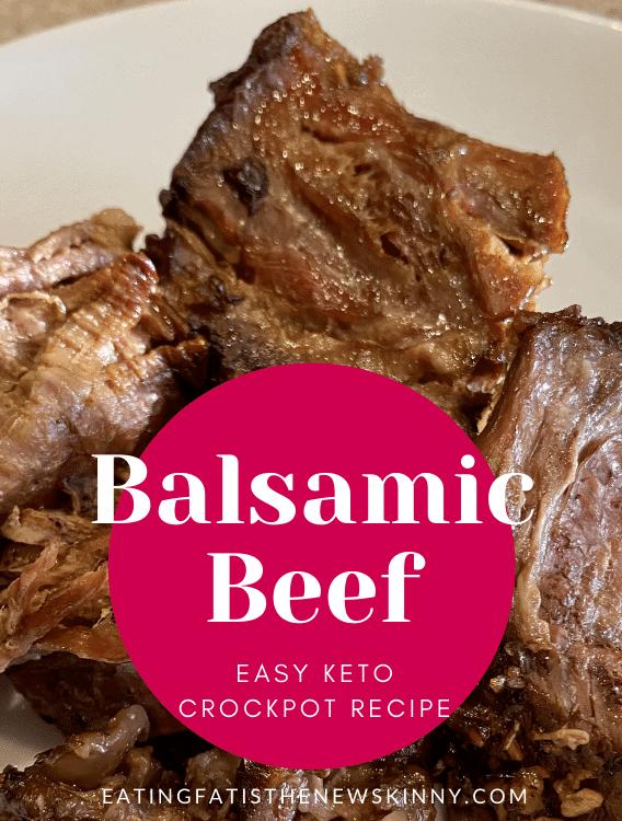 Low carb roast beef recipe pin