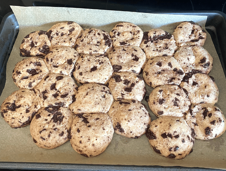 keto cookie dough fully cooked